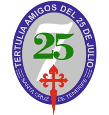 TERTULIA  AMIGOS  DEL  25  DE  JULIO