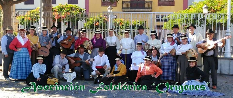 Asociación Folclórica Orígenes