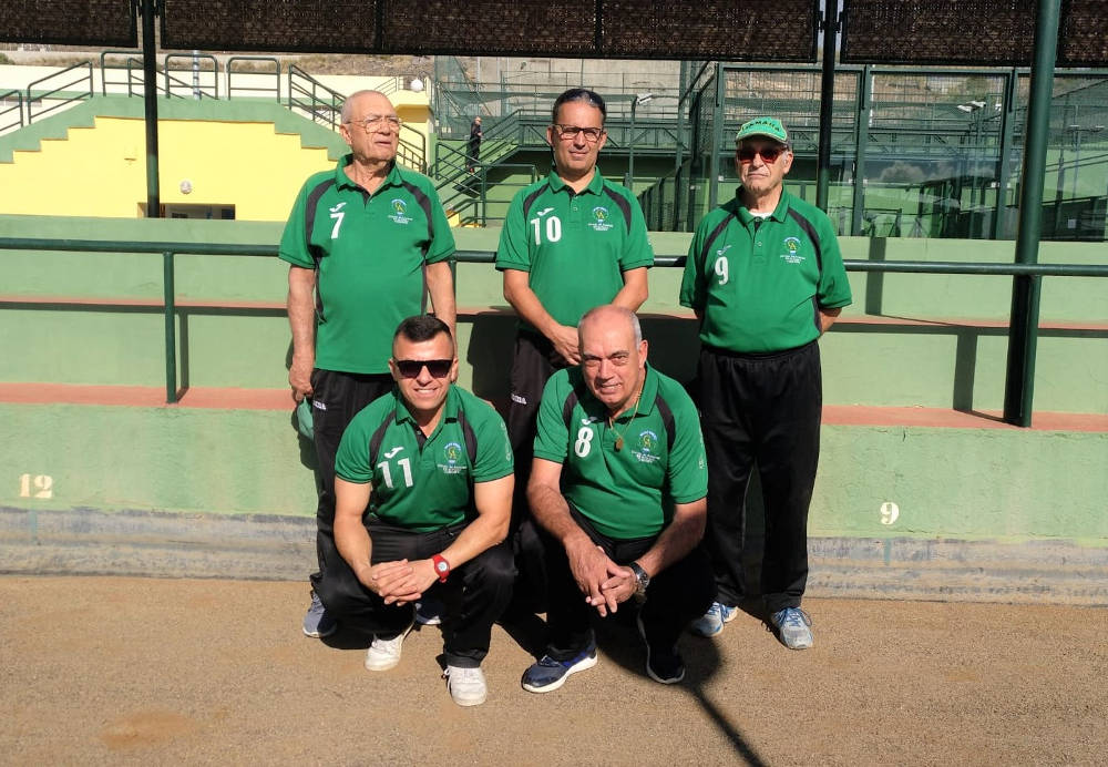 Equipo de Bola Canaria Circulo B