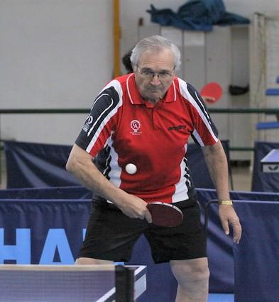 Tenis de Mesa Miguel Hdez jugador Segunda-B