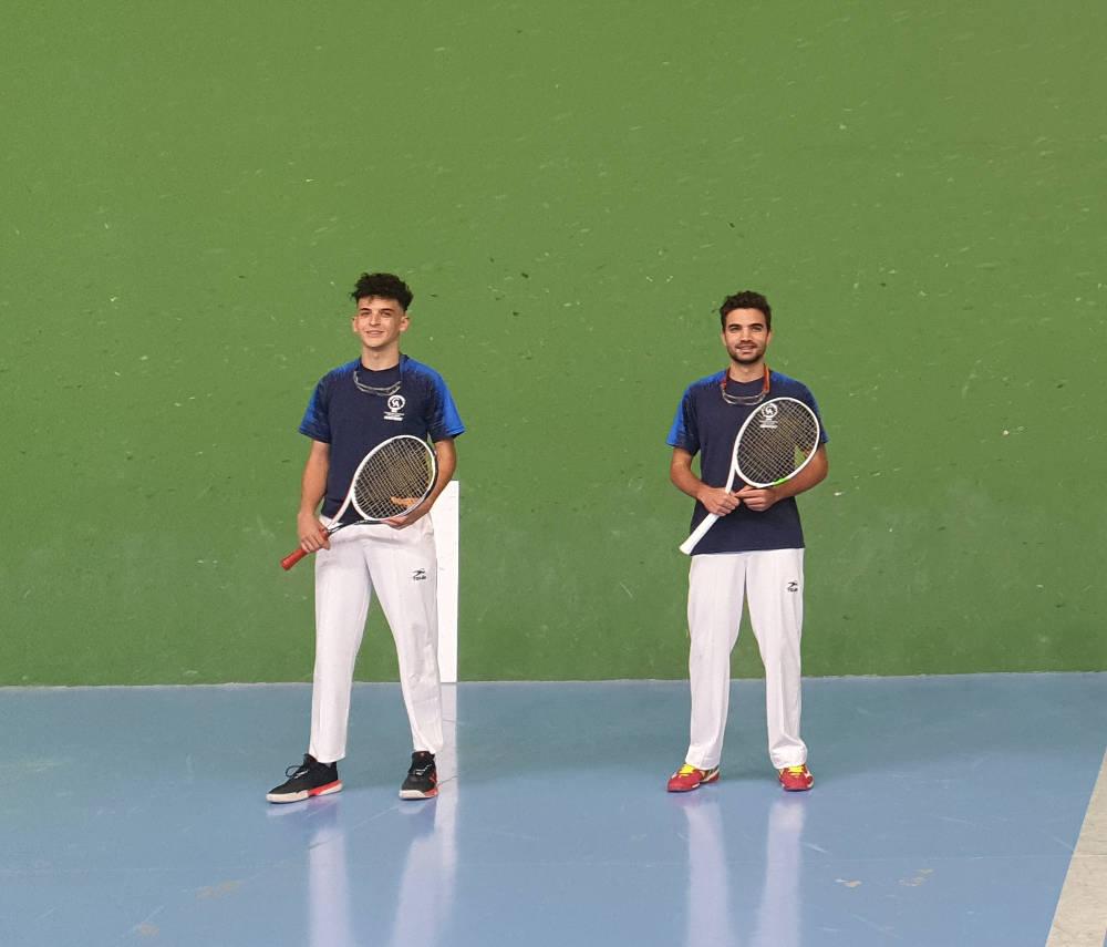 Miguel Garcia y Eduardo Acosta
