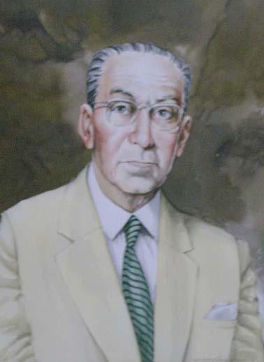 D. Antonio Perera Hernandez