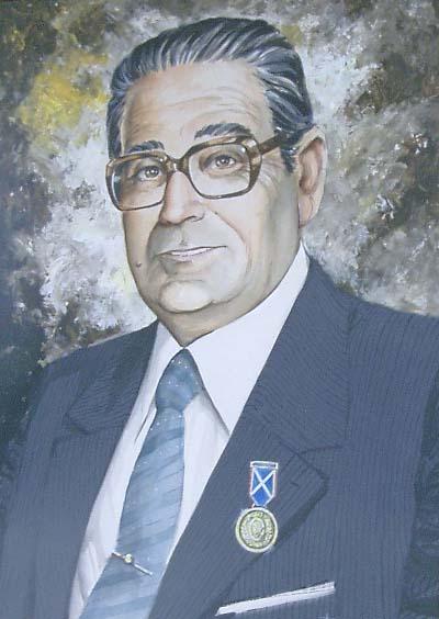 D. Pablo Corona Gonzalez